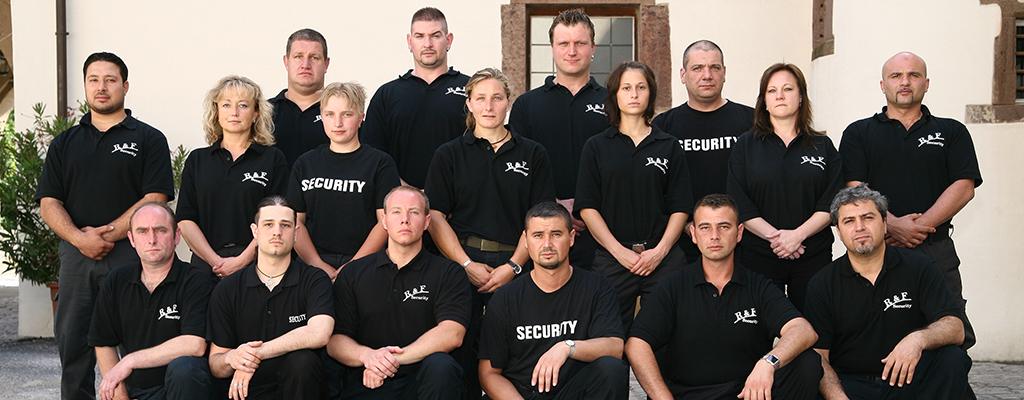 RF Security Veranstaltungsschutz Personenschutz Sicherheitstechnik Slide 4