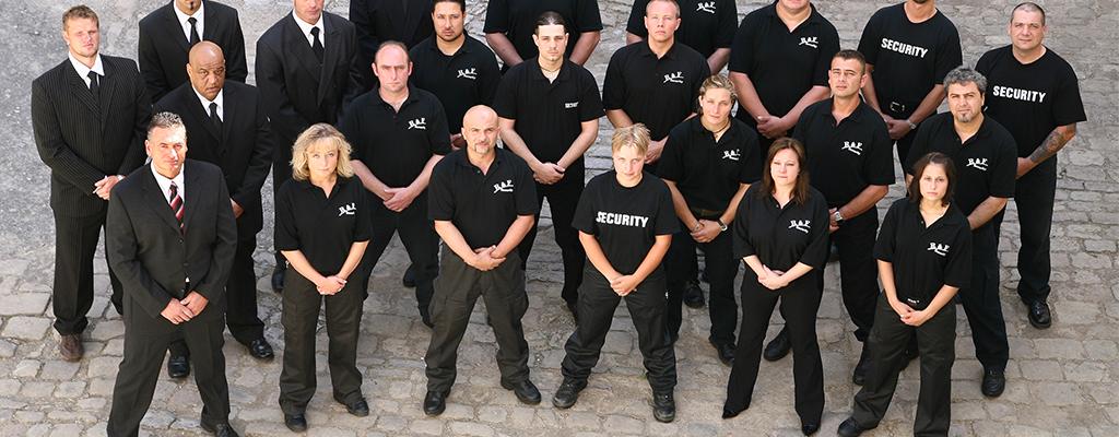 RF Security Veranstaltungsschutz Personenschutz Sicherheitstechnik Slide 5